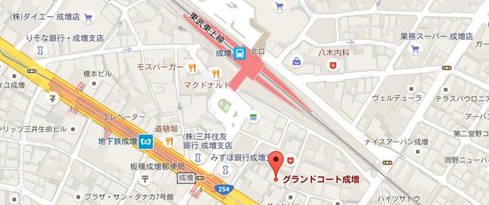map-access
